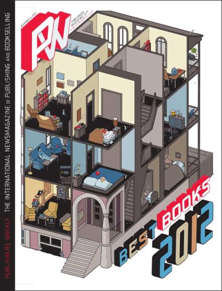 Building Stories: o melhor livro de 2012 da Publishers Weekly