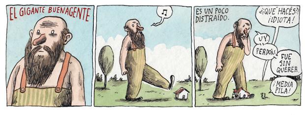Liniers e o gigante gente boa