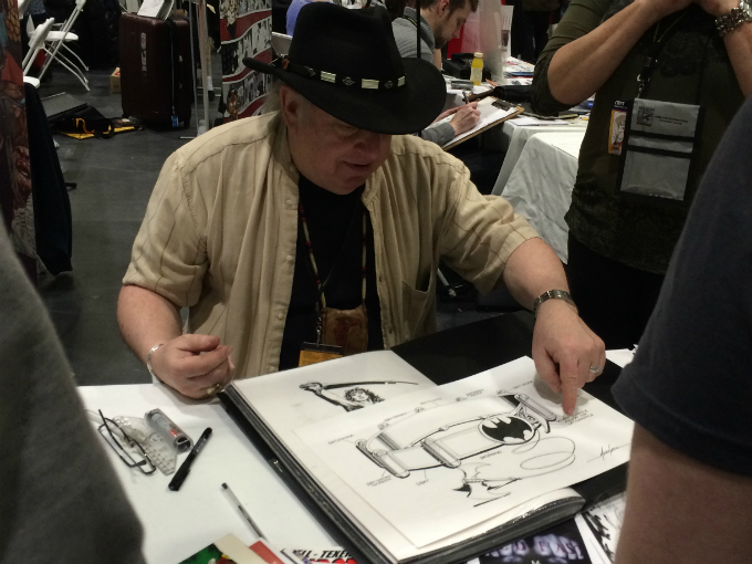 Mike-Grell