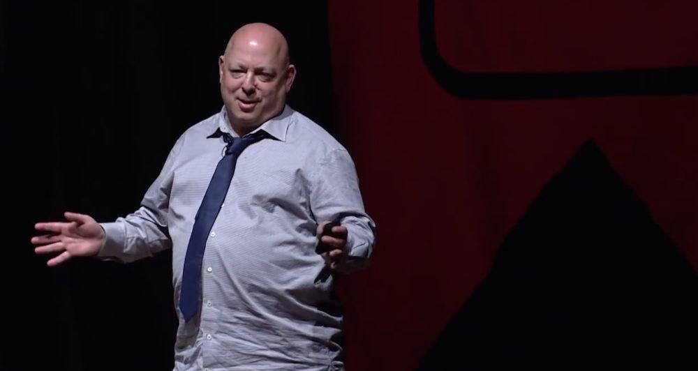 O TED de Brian Michael Bendis