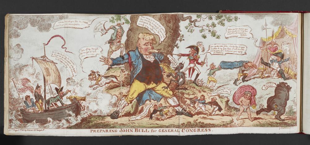 Preparing-John-Bull-for-General-Congress-The-Scourge-1813-by-George-Cruikshank-c-British-Library-Board