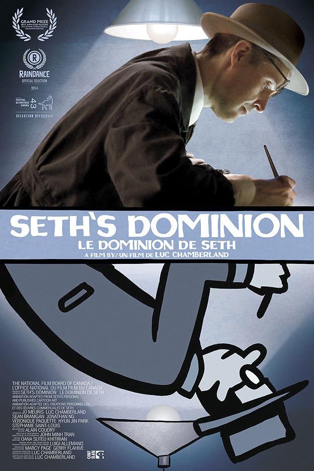 Seth's Dominion: um documentário sobre o trabalho do quadrinista canadense Seth