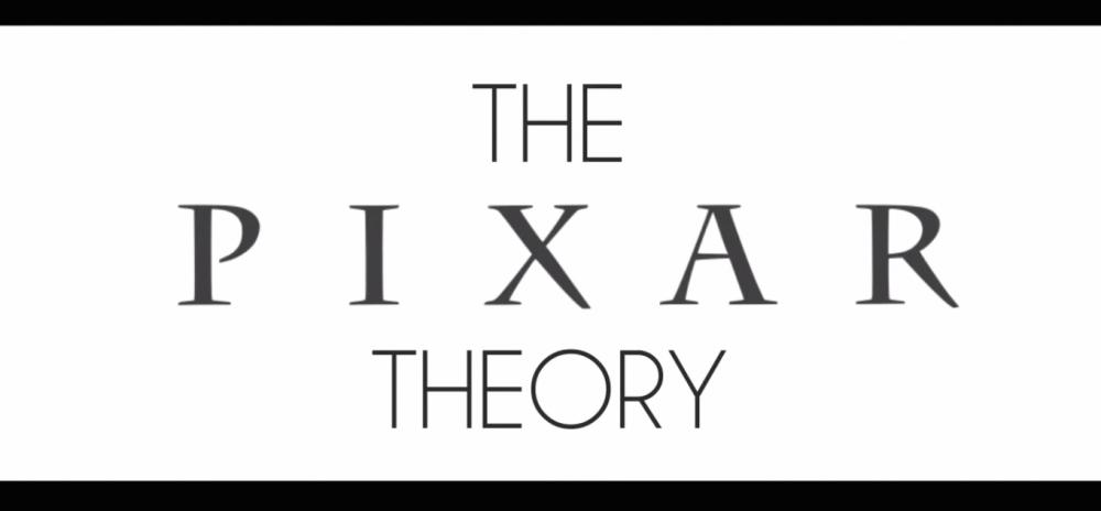 A Teoria Pixar em vídeo