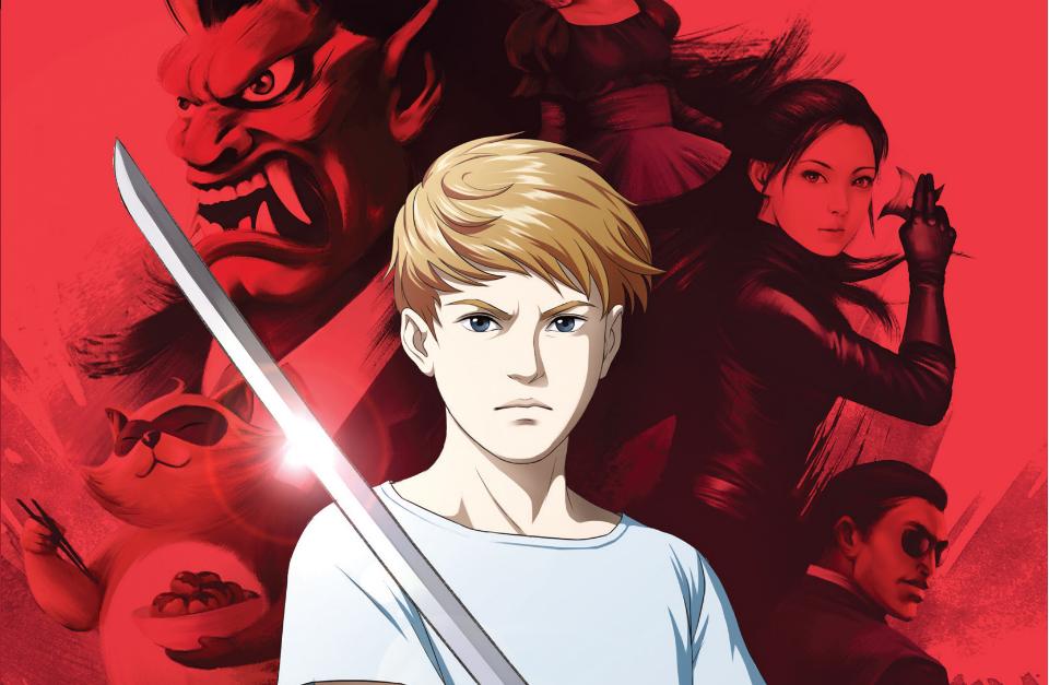 Jason Rohan, A Espada de Kuromori e o poder do mito