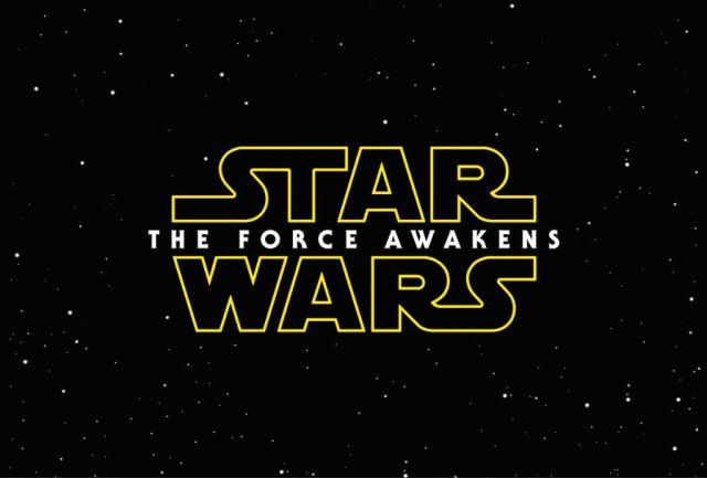 Star Wars: Episode VII – The Force Awakens é o título do novo filme da saga dos Skywalker