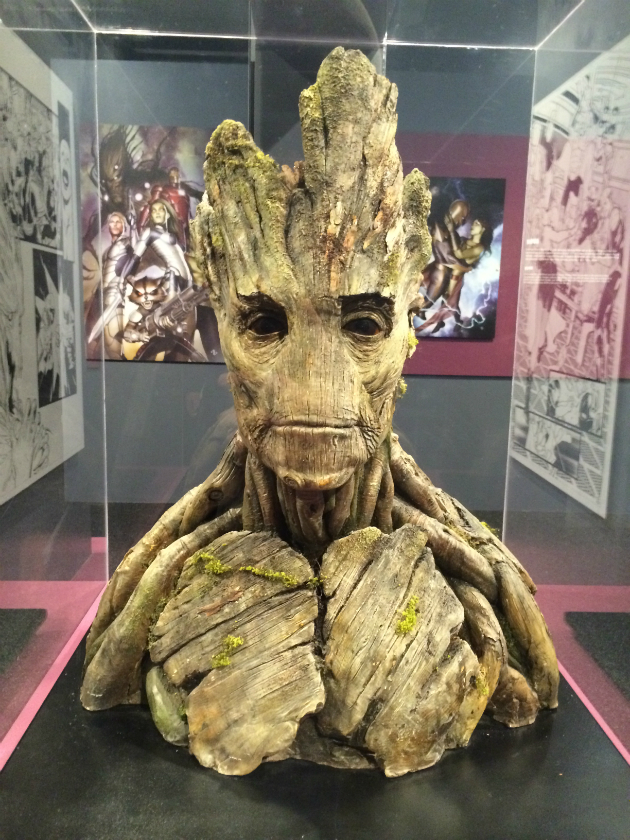 Top 10 Vitralizado 2014:  A Arte dos Super-Heróis Marvel
