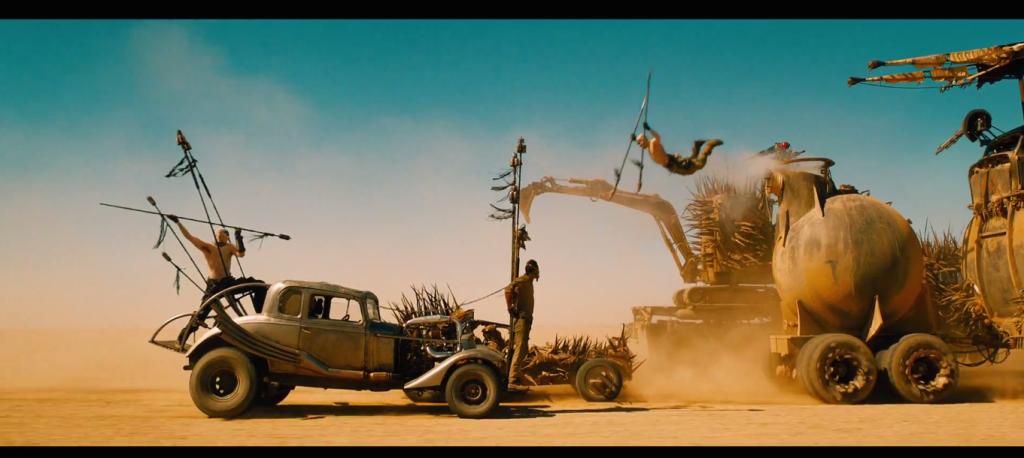 E esse trailer do novo Mad Max hein?
