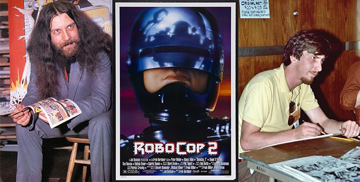 O RoboCop de Alan Moore
