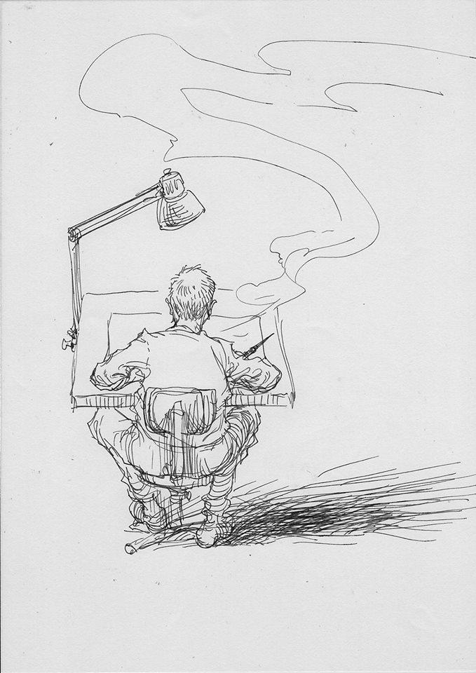 Neil Gaiman e o poder das ideias