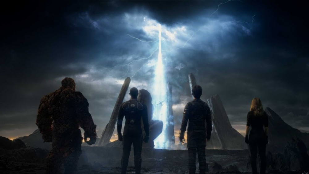 Quarteto Fantástico X Interstellar