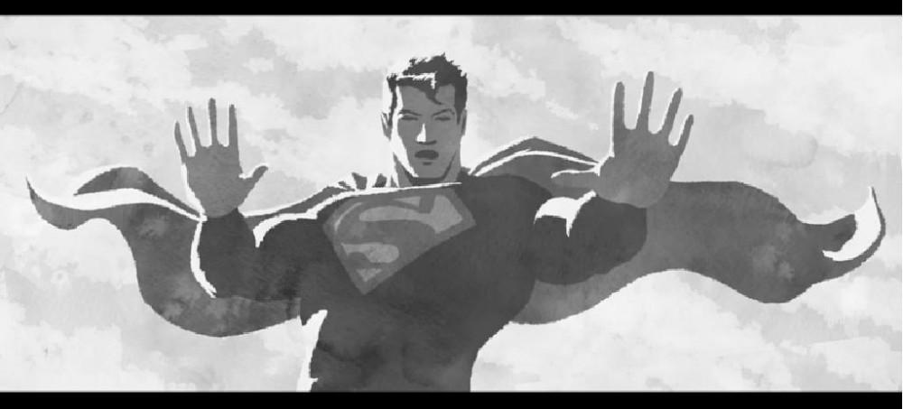A Smallville Man: um conto animado protagonizado pelo Super-Homem