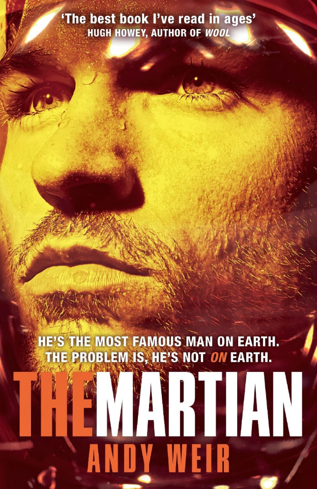 Começa a produção de The Martian