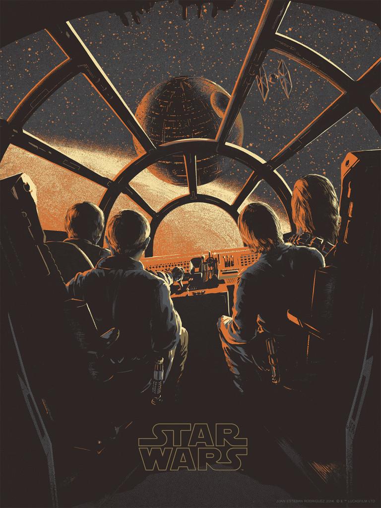 Star Wars, por Juan Esteban Rodriguez