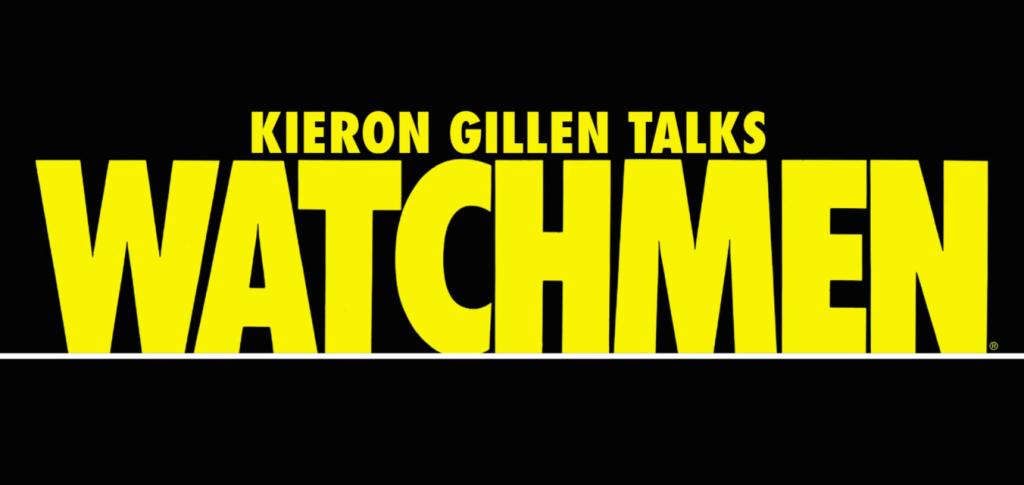 Kieron Gillen comenta Watchmen