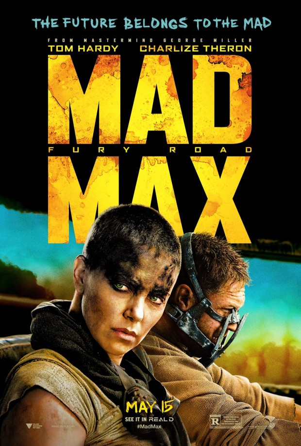 O novo Mad Max de George Miller me lembra o Dredd de Pete Travis
