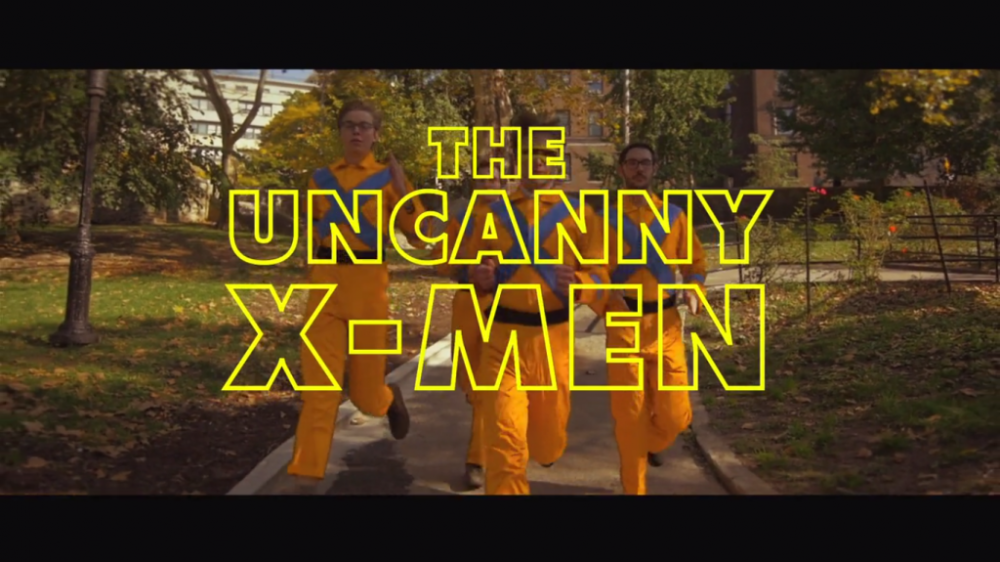 Os X-Men de Wes Anderson