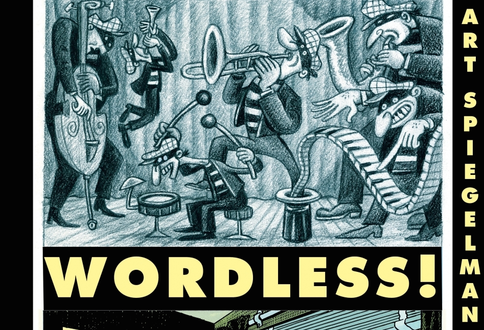 WORDLESS! O show de Art Spiegelman sobre a origem das graphic novels
