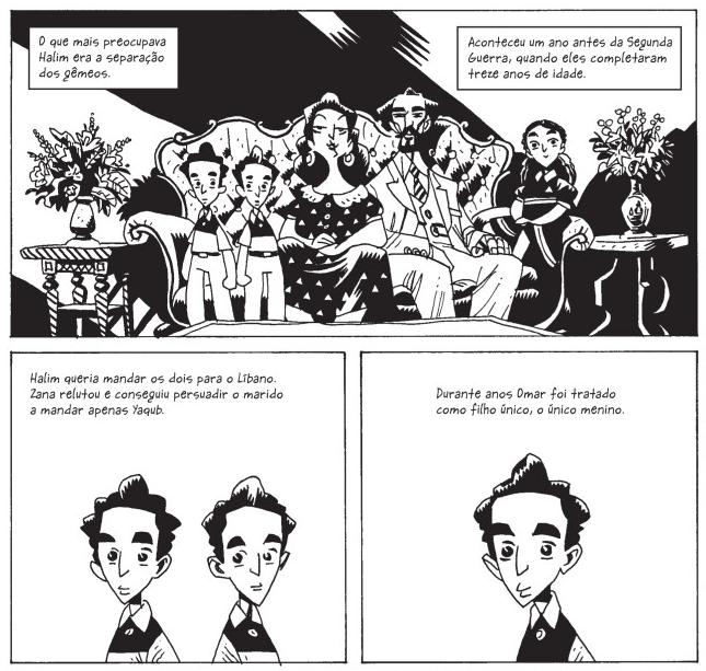 Literatura gráfica // Graphic literature