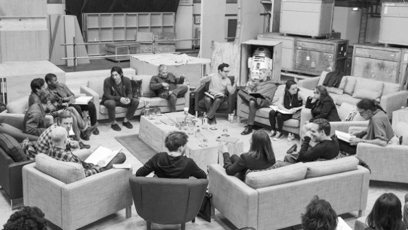 O elenco de Star Wars: Episódio VII
