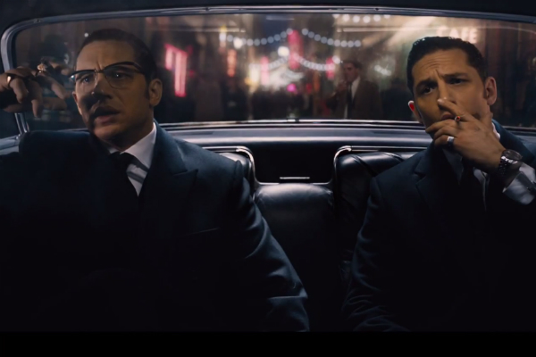 Legends + Mad Max: Estrada da Fúria = 2015, o ano de Tom Hardy