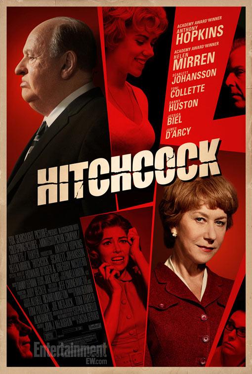O pôster de Hitchcock