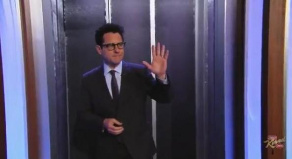 J.J. Abrams no Jimmy Kimmel