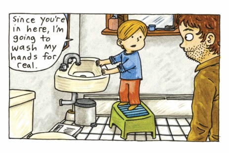 Papo com Jeffrey Brown