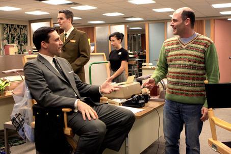 Matt Weiner e o fim de Mad Men