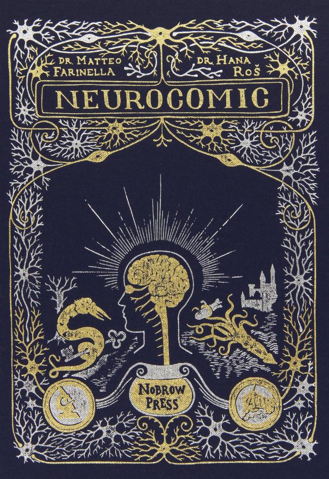NeurocomicCapa