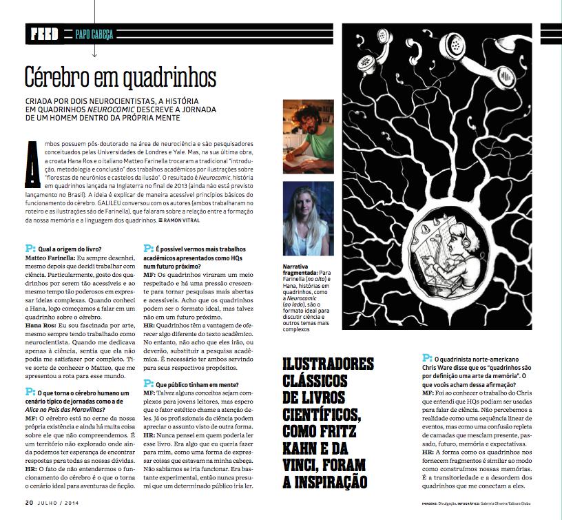 NeurocomicGalileu
