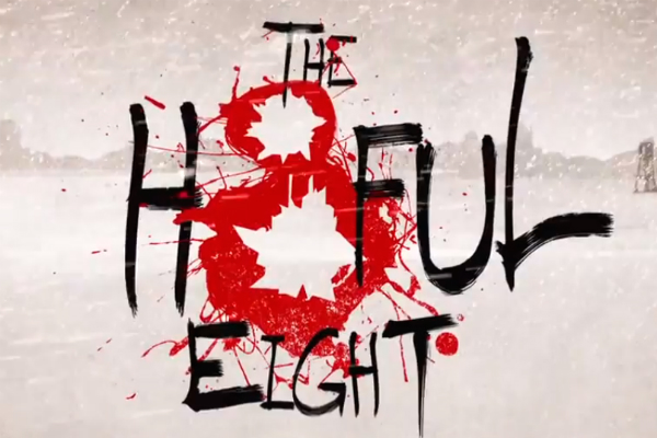 E o teaser de The Hateful Eight, o próximo filme de Quentin Tarantino