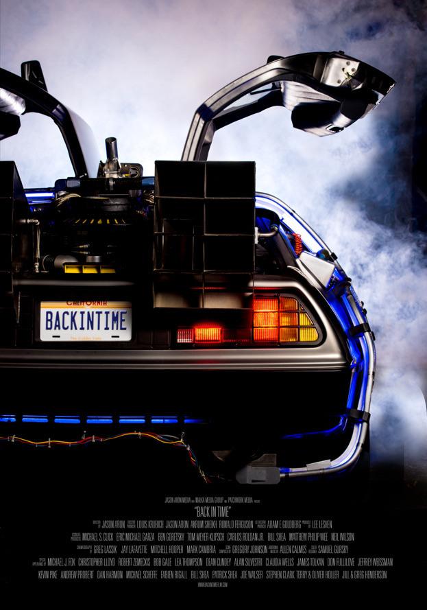 Back in Time: um documentário sobre os 30 anos de De Volta Para o Futuro