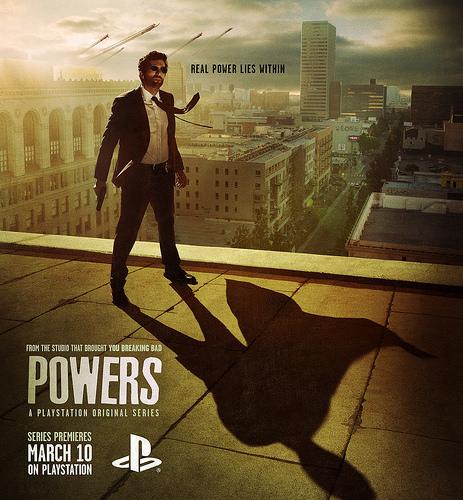 O primeiro episódio de Powers na íntegra online