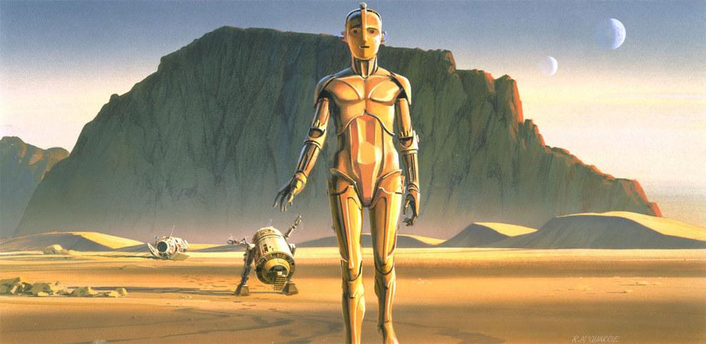 O Star Wars de David Fincher