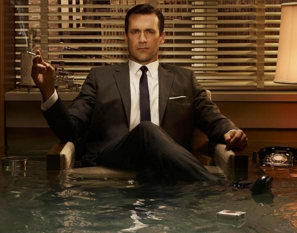 34 dias para a 6ª temporada de Mad Men – O universo é indiferente