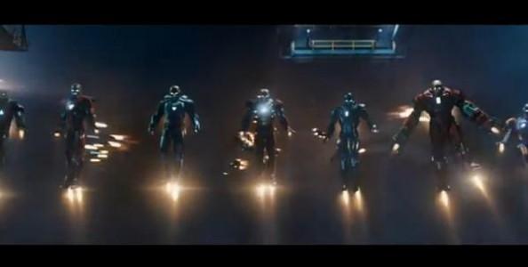 Novo trailer de Homem de Ferro 3