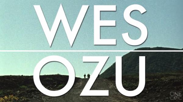 Wes Anderson X Yasujiro Ozu