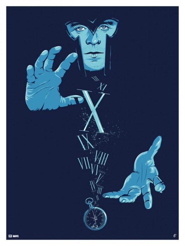 Os cartazes alternativos de X-Men: Dias de um Futuro Esquecido