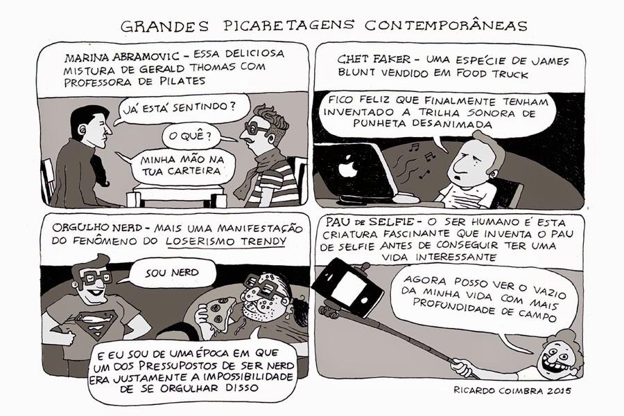 Grandes picaretagens contemporâneas, por Ricardo Coimbra