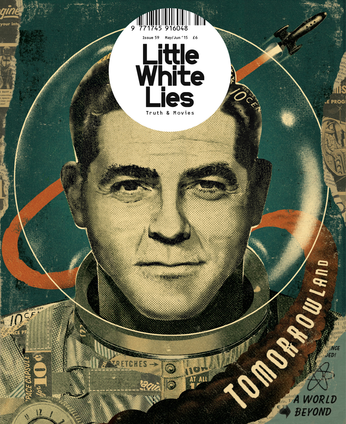 Little White Lies #59: Tomorrowland
