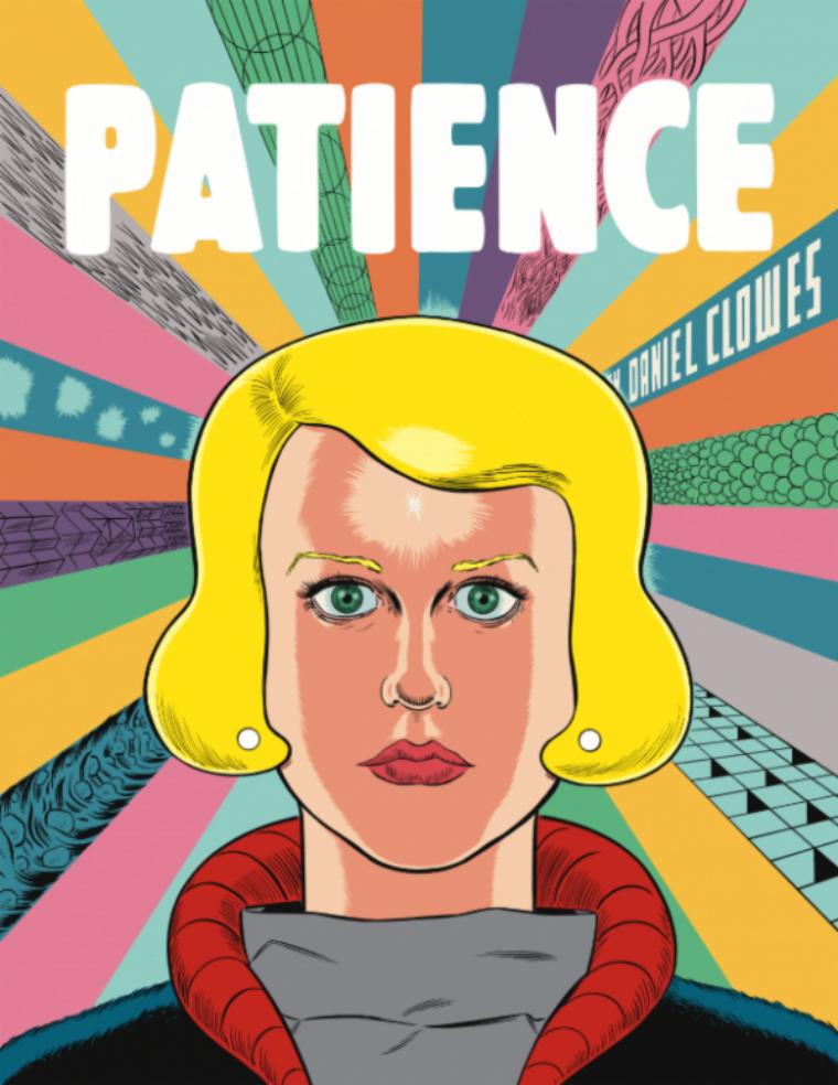 Patience, a próxima HQ de Daniel Clowes