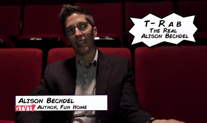 Alison Bechdel comenta o musical inspirado em Fun Home