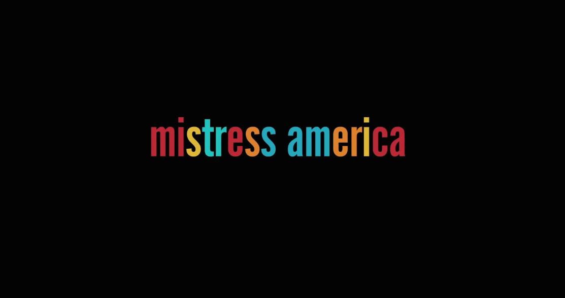 Mistress America: Noah Baumbach é o Adrian Tomine do cinema norte-americano