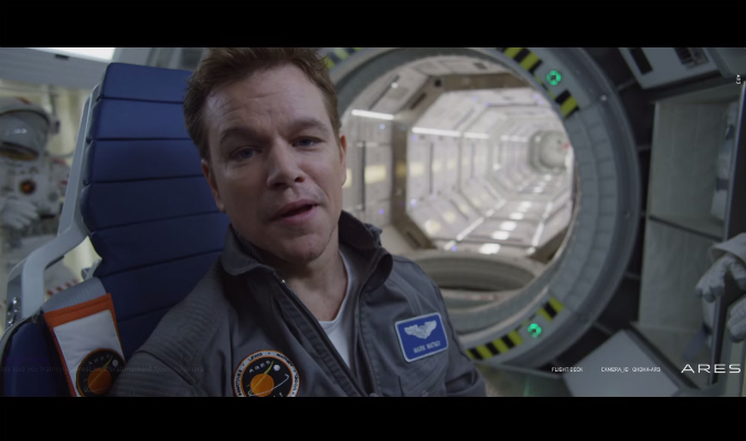 The Martian: Matt Damon é Mark Watney na primeira prévia do filme de Ridley Scott