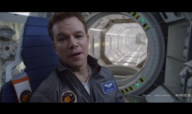 The Martian: Matt Damon é Mark Watney na primeira prévia do filme de Ridley Scott