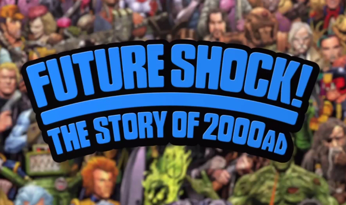 Future Shock! O documentário que conta a história da revista britânica 2000 AD