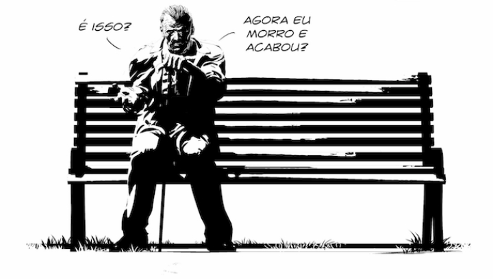 A 1ª HQ autoral de Mike Deodato Jr.