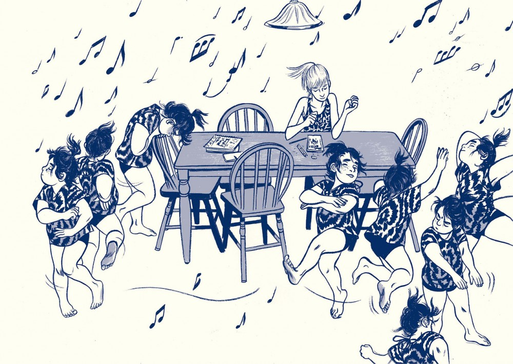 Papo com Mariko Tamaki, vencedora do prêmio Einser de Melhor Graphic Novel em 2015 por This One Summer