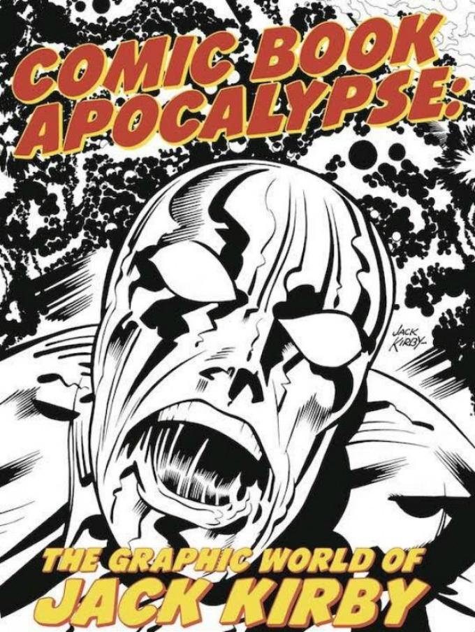 Comic Book Apocalypse: artes originais de Jack Kirby em exposição nos EUA