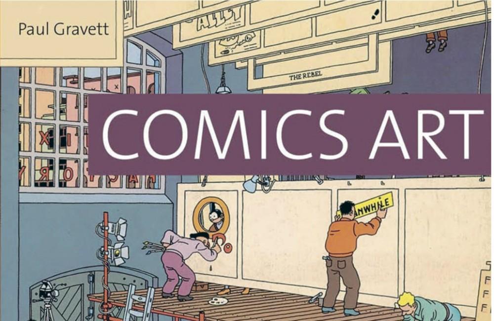 """Paul Gravett: """"Não é mais possível ignorar os quadrinhos no ambiente acadêmico"""""""